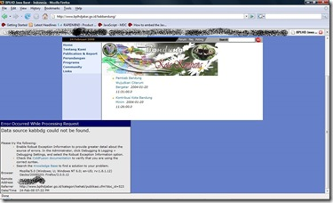 error page lagi