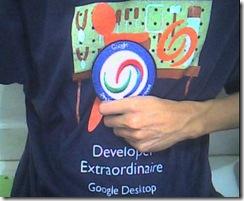 a Google patch
