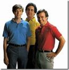 Bill Gates, Mitch Kapor, Fred Gibbons